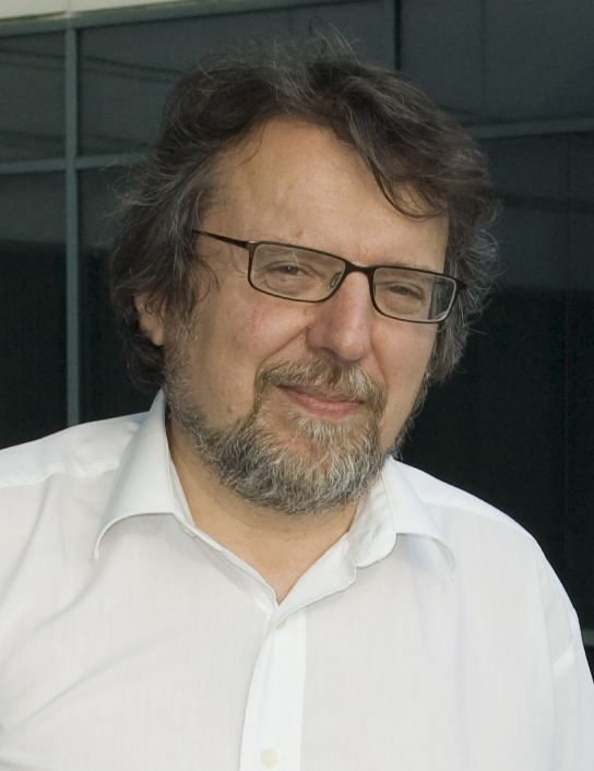 Photo of Gyula J. Vancso